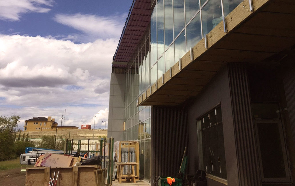 commercial spray foam insulation calgary - building