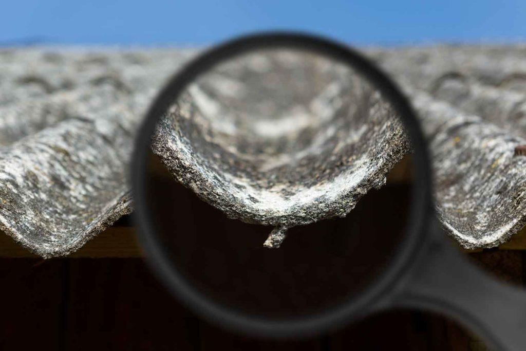 calgary asbestos removal company - Asbestos Removal example